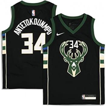 Boys Statement Replica Jrsy Milwaukee Bucks Antetokounmpo Giannis NBA | Air Jordan
