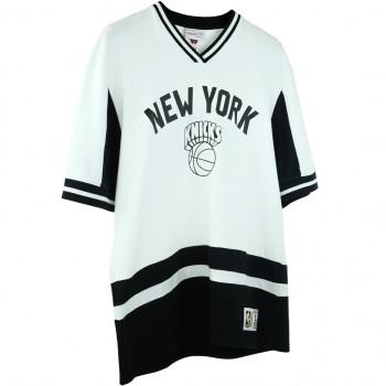 Final Seconds V-neck - New York Knicks NBA   Mitchell & Ness