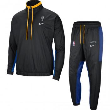 Brooklyn Nets City Edition Courtside black/royal blue/university gold NBA | Nike