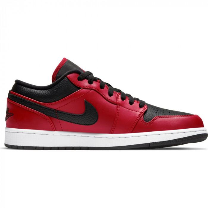 Air Jordan 1 Low gym red/black-white - Basket4Ballers