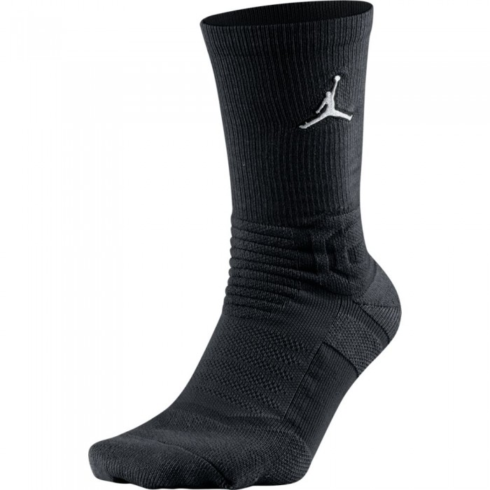 Chaussettes Jordan Ultimate Flight Crew 2.0 black/white