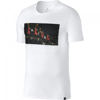 T-shirt Men's Jordan Dry Flight Photo Basketball T-shirt white | Air Jordan