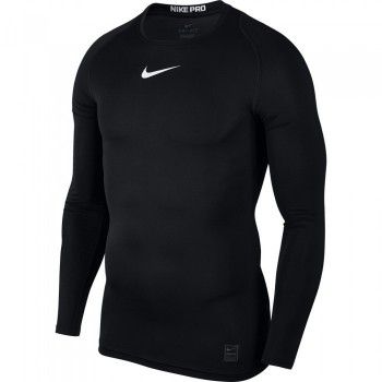 Sweat Men's Nike Pro Top black/white/white | Nike