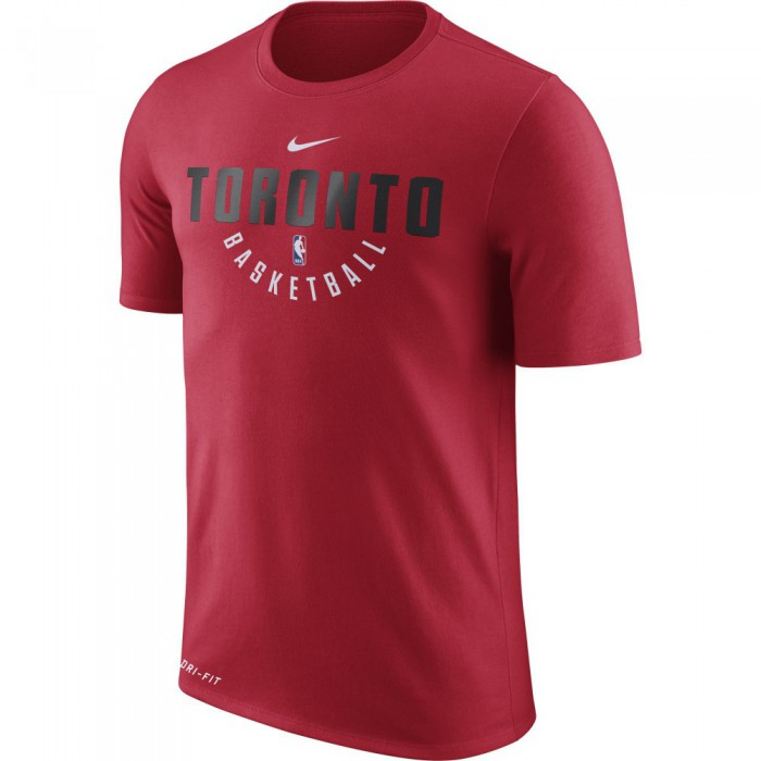 T-shirt Toronto Raptors Nike Dry university red