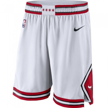 Short Chicago Bulls Nike Association Edition Swingman white/university red/black | Nike