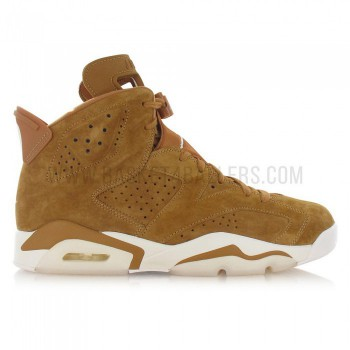 Air Jordan 6 Retro Wheat | Air Jordan