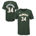 Color  Vert du produit T-shirt NBA Enfant Giannis Antetokounmpo Icon...