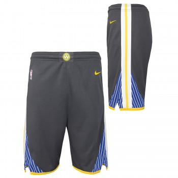 huge discount ce343 4c8be Swingman Statement Short Warriors Nba Nike   Nike