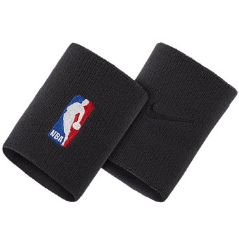 Poignets éponge NBA Nike Noir | Air Jordan