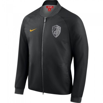 Veste Cleveland Cavaliers City Edition Nike Modern black/university gold | Nike