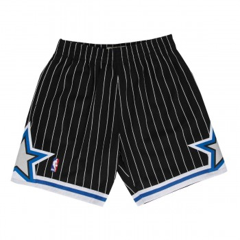 Swingman Shorts Mn-nba-540b-orlmag-blk-2xl | Mitchell & Ness