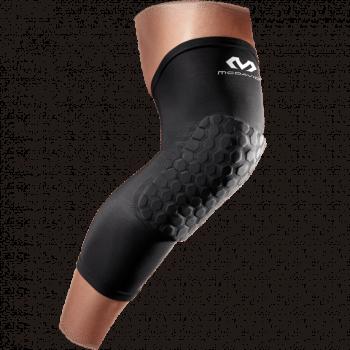 Hexforce Hexpad Extended Leg Sleeves Black | McDavid