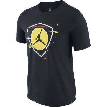 T-shirt Jordan Sportswear black/tour yellow | Air Jordan