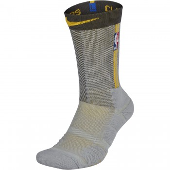 Chaussettes Cleveland Cavaliers City Edition Nike Elite Quick flt silver/anthracite/university gold | Nike