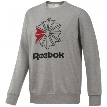 Reebok Ac Ft Big Starcrest Crew brgrmo | Reebok
