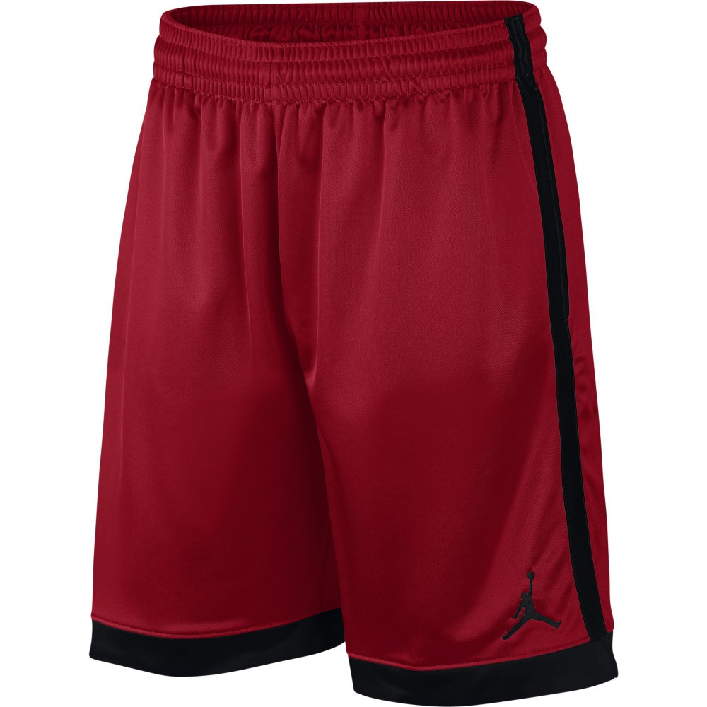 314551a90e2084 Short Jordan Franchise Shimmer gym red black black - Basket4Ballers