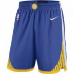 Short Gsw M Nk Swgmn Short Road 18 rush blue/white/amarillo/white (image n°2)
