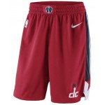 Color  Rouge du produit Short NBA enfant Washington Wizards Nike Icon...
