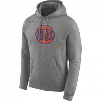 Sweat New York Knicks Nike dk grey heather | Nike