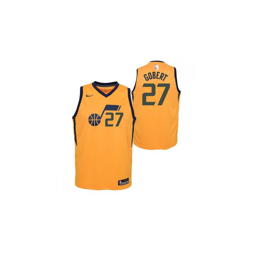 Maillot NBA Enfant Rudy Gobert Utah Jazz Nike Statement Edition ... 0c3cd9f38