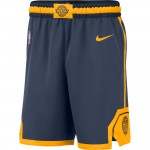 Short Golden State Warriors Nike City Edition Swingman (image n°1)