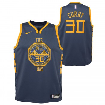 City Edition Swingman Warriors Curry Stephen Nba Nike | Nike