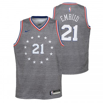 2921289c7ae City Edition Swingman 76ers Embiid Joel Nba Nike | Nike