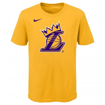 Nba Lakers Crown Tee Ss Lakers Lebron James Nba Nike | Nike