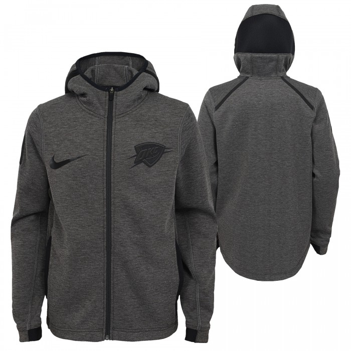 Dry Showtime Hood Fz Thunder Nba Nike