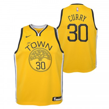 Boys Swingman Ce Flip Jrsy Ply Warriors Curry Stephen Nba Nike | Nike