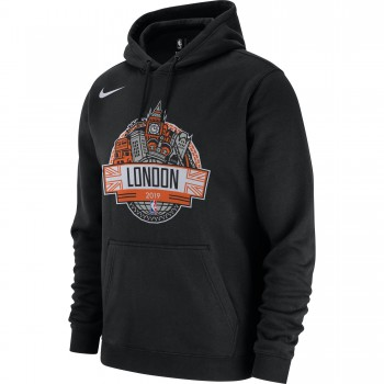 Sweat Glb Gm Flc Hdy Gx Ld Nyk black | Nike