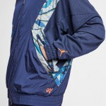 Veste Jordan X Rw Flight Jkt 1 midnight navy/midnight navy/infrared 23 (image n°7)