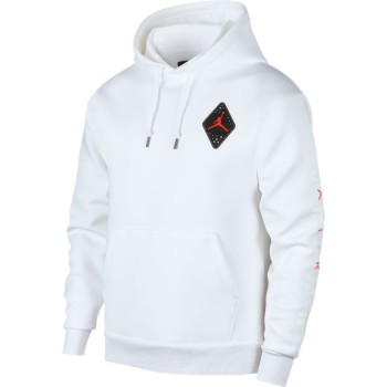 Sweat Srt Lgc Aj6 Flc Po Hoodie white | Air Jordan