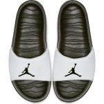 Color  White of the product Jordan Break white/black-black