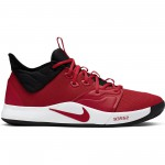 Color  Rouge du produit Nike PG 3 university red
