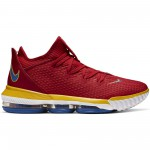 Nike LeBron 16 low Red (image n°1)