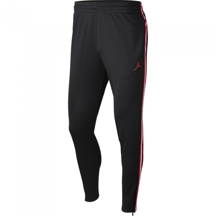 Pantalon Jordan Jumpman Flight Suit black/white/gym red