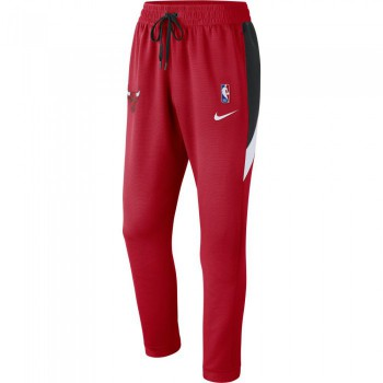 Pantalon NBA Chicago Bulls Nike Therma Flex Showtime university red/black/white/white | Nike