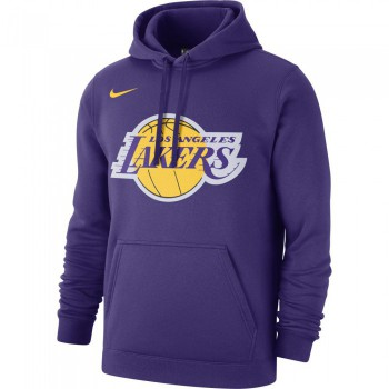 Sweat NBA Los Angeles Lakers Nike field purple | Nike