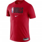 T-shirt Chicago Bulls Nike university red (image n°1)