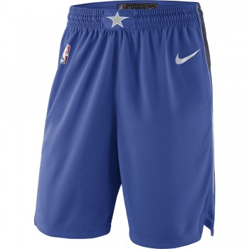 Short Dallas Mavericks Icon Edition Swingman game royal/college navy/flt silver/white | Nike
