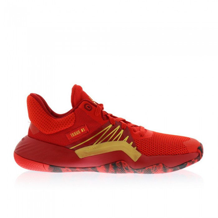 adidas D.o.n. Issue 1 Iron Spider Enfant GS