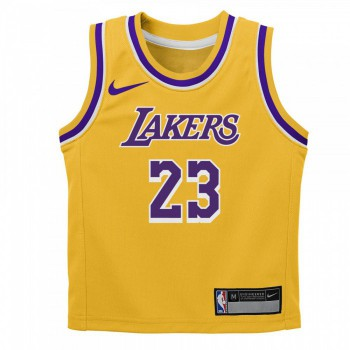 Maillot NBA petit enfant LeBron James LA Lakers Nike Icon Edition Replica | Nike