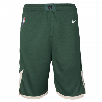Short NBA Enfant Milwaukee Bucks Swingman Icon Nike | Nike