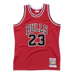 Authentic Jersey '85 Chicago Bulls Ajy4cp19010-cbuscar85mjo-2xl NBA (image n°4)