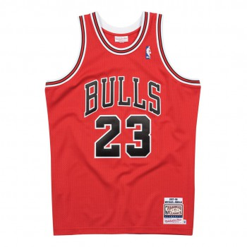 Authentic Jersey '97 Chicago Bulls Ajy4gs18399-cbuscar97mjo-2xl NBA | Mitchell & Ness