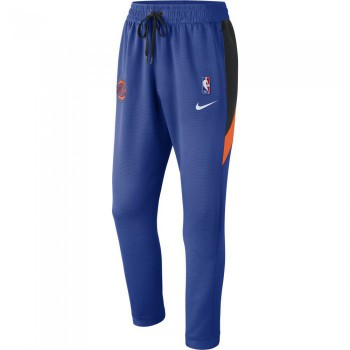 Pantalon New York Knicks Nike Therma Flex Showtime rush blue/black/brilliant ornge/white NBA | Nike