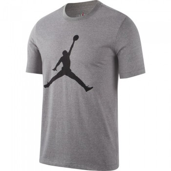T-shirt Jordan Jumpman carbon heather/black | Air Jordan