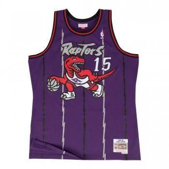 Swingman Jersey - Vince Carter  15 Purple/red | Mitchell & Ness