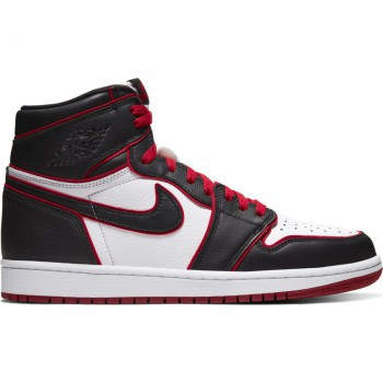 Air Jordan 1 Retro High Og black/gym red-white | Air Jordan